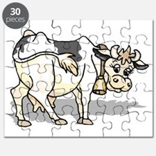 Dairy Cow Puzzle