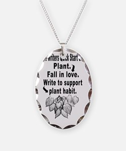 Garden Writers Quick Start Gui Necklace