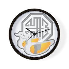Duck Symbol Wall Clock