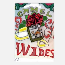 My Version of Camel Wides Postcards (Package of 8)