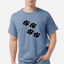 Pet Paw Prints T-Shirt
