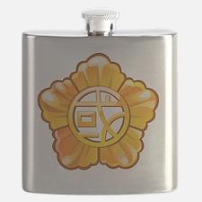 Asian Star Flask