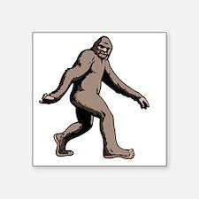 """bigfoot-T Square Sticker 3"""" x 3"""""""