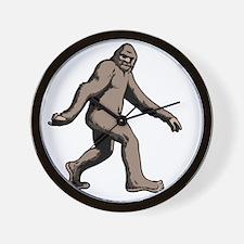 bigfoot-T Wall Clock