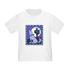 Blue Coyote T