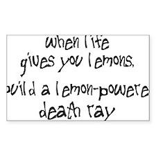 lemons Decal