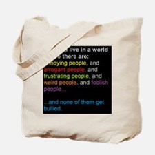 antibullyingblackbg Tote Bag