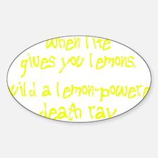 lemons1 Decal