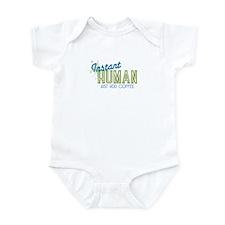 """""""Instant Human"""" Infant Bodysuit"""