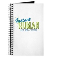 """Instant Human"" Journal"