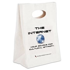 The Internet - your source for C Canvas Lunch Tote