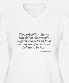 Abraham Lincoln quote 98 T-Shirt