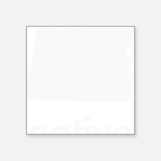 """Native Square Sticker 3"""" x 3"""""""
