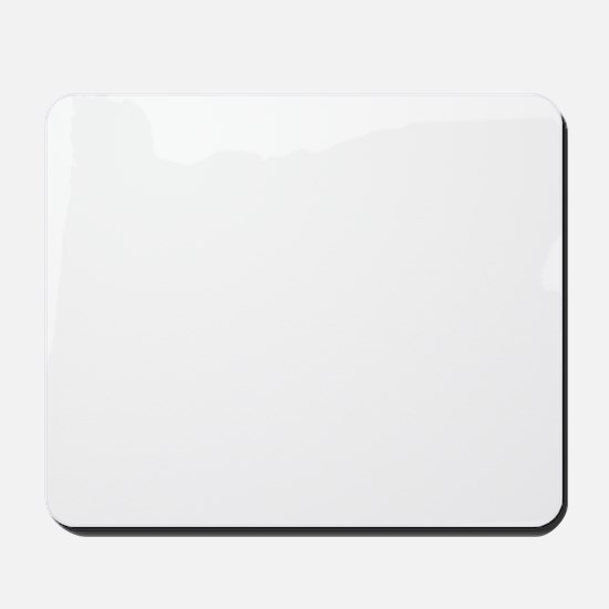 White Mousepad