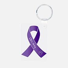 Elles Army Ribbon Keychains