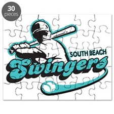 South Beach Swingers Puzzle
