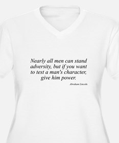 Abraham Lincoln quote 74 T-Shirt