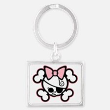 dolly-3-T Landscape Keychain