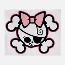 dolly-3-T Throw Blanket
