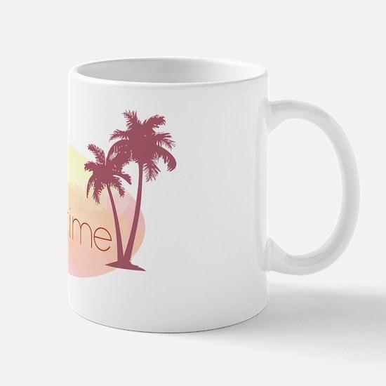 Island time 3 Mug