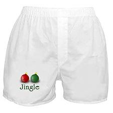 Jingle Boxer Shorts