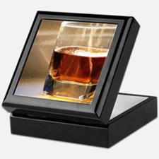 whisky 2 Keepsake Box