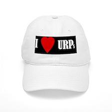 I heart URPs magnet Baseball Cap