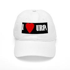 I heart URPs bprstr Baseball Cap