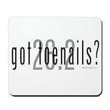 26.2 - Got Toenails? Mousepad