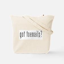 26.2 - Got Toenails? Tote Bag