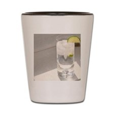 vodka tonic Shot Glass