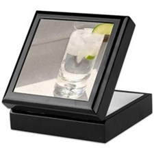 vodka tonic Keepsake Box