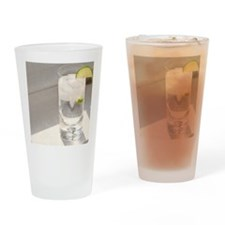 vodka tonic Drinking Glass