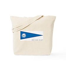 Chase Creek Tote Bag