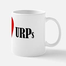 I heart URPs Mug