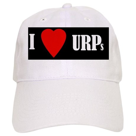 I heart URPs Cap