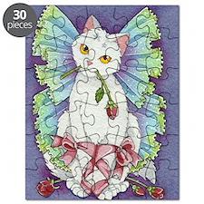 Curtain Call Ballerina Kitty Fairy Puzzle