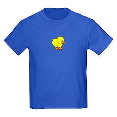 Duck! Kids Dark T-Shirt