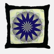 Fractalscope 02 Throw Pillow