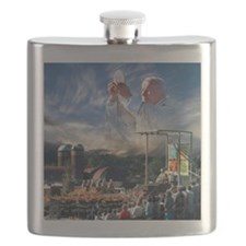 Pope John Paul II Flask