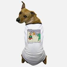 HONEY I'M HOME AND DINNER Dog T-Shirt