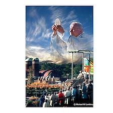 Pope John Paul II Postcards (Package of 8)