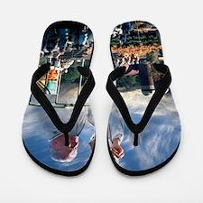 Pope John Paul II Flip Flops