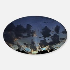 Sunset August 1, 2004  ML- Decal