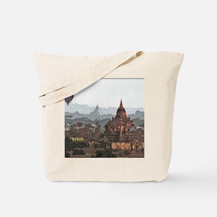 bagan1 Tote Bag