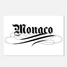 Monaco Gothic Postcards (Package of 8)