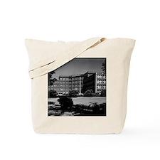 St. Joseph Hospital exterior Tote Bag