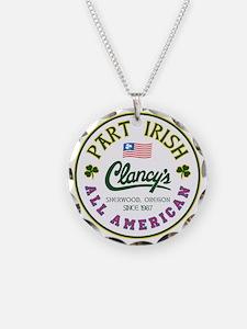 Part Irish: All American - C Necklace