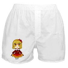 Chibi Shizuka Boxer Shorts