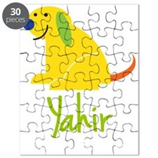 Yahir Loves Puppies Puzzle